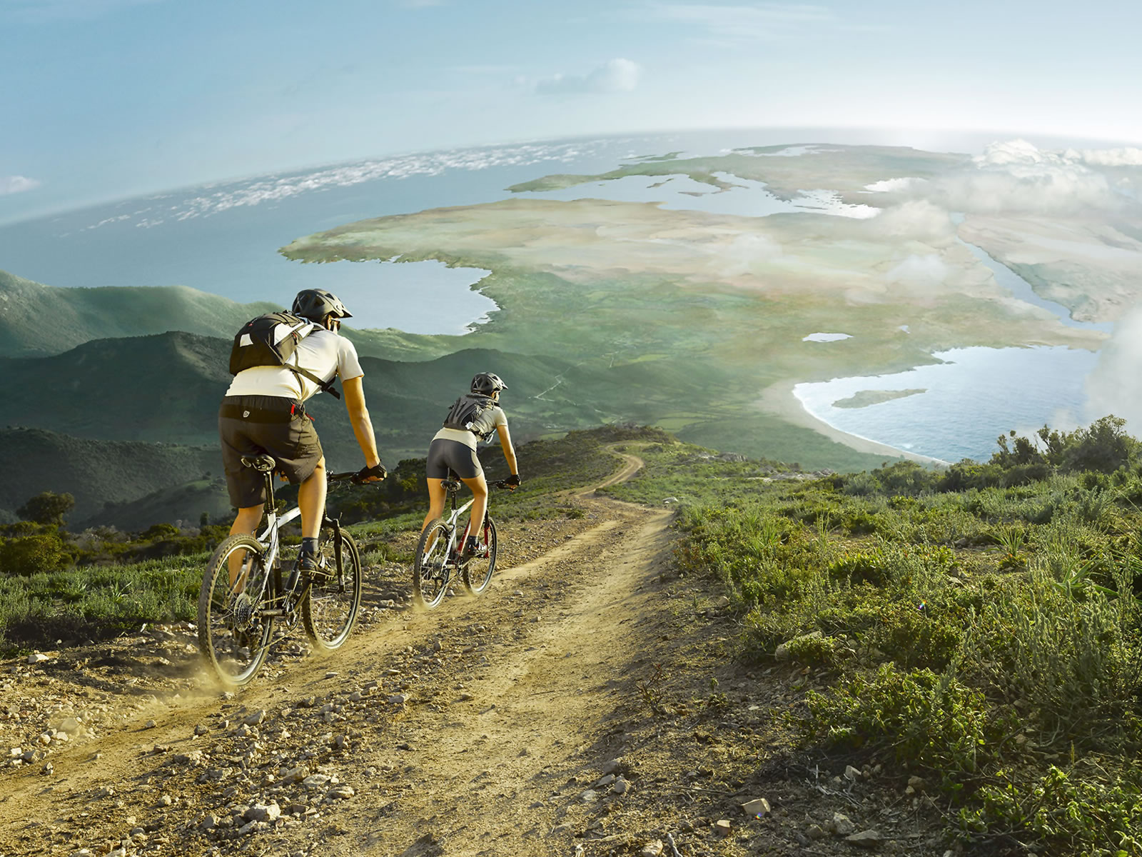 6 Most Scenic Cycling Gateways In Europe!