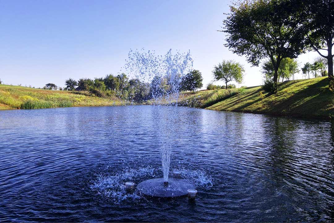 Mini Classic Pond Fountain