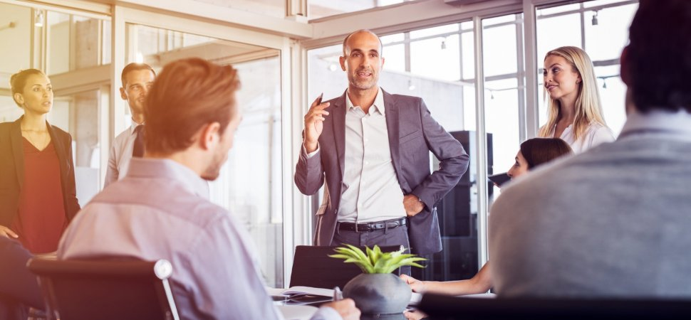 Six Tips For Being A Better Business Leader