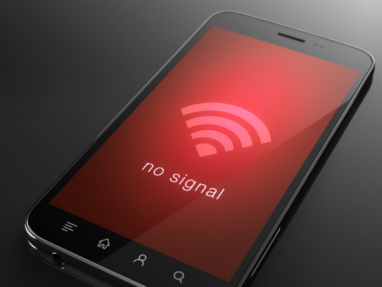 Top 4 ways to boost your poor mobile signal